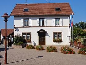 """Résultat de recherche d'images pour """"ancienne mairie de behlenheim"""""""
