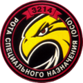 Belarus Internal Troops--Special Operations Ensuring Company MU 3214 patch.png