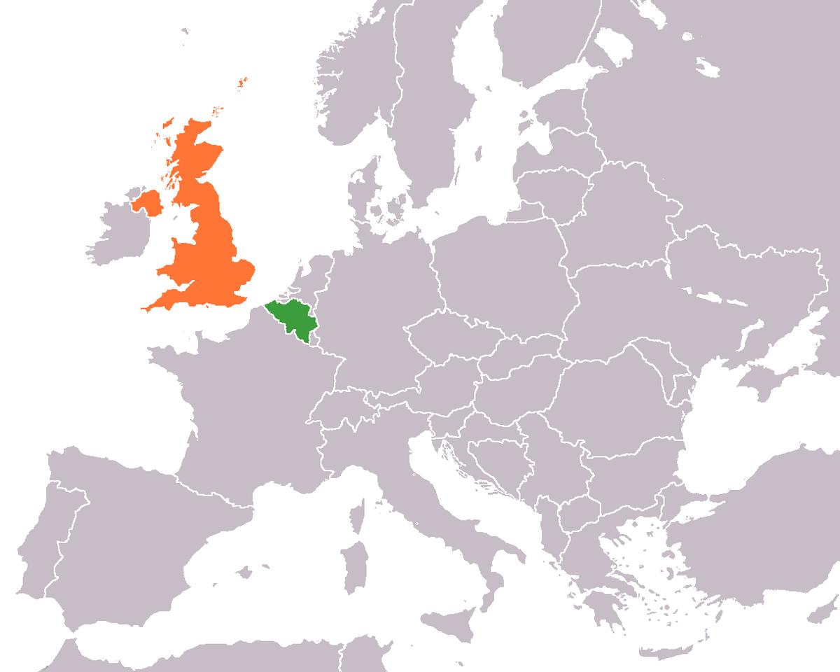 Belgium–United Kingdom relations - Wikipedia