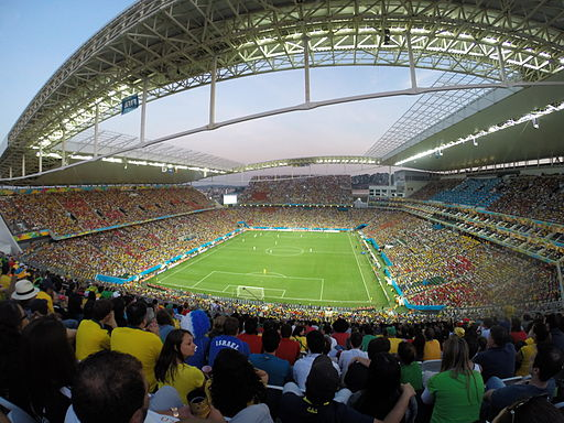 Belgium vs Korea Republic - Group H - 2014 FIFA World Cup Brazil