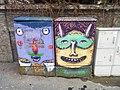 Belgrade graffiti in Pariska street.jpg
