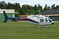Bell 206B Jet Ranger SE-JIP (8362244374).jpg
