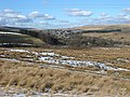 Belmont village seen from the path up Winter Hill - geograph.org.uk - 133388.jpg