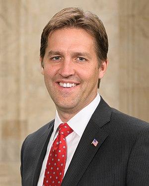 United States Senate election in Nebraska, 2014 - Image: Ben Sasse official portrait (crop)