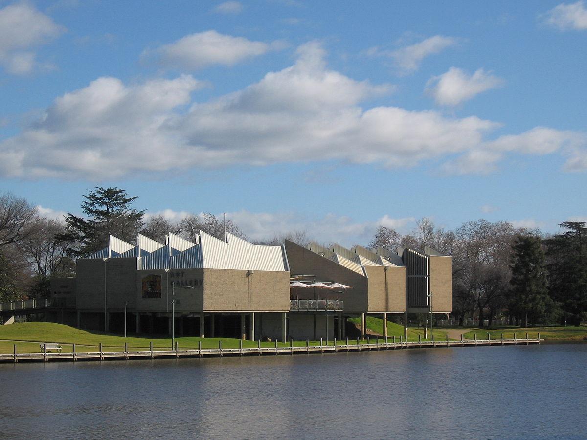 Benalla Art Gallery - Wikipedia