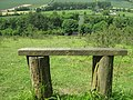 Bench on Preston Hill - geograph.org.uk - 1349897.jpg