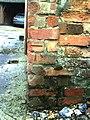 Benchmark at Smiths Farm - geograph.org.uk - 2033899.jpg