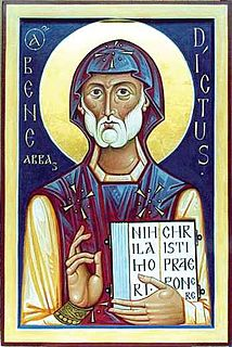 Benedict of Nursia Christian saint and monk