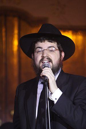 Benny Friedman (singer) - Image: Benny Friedman 2010