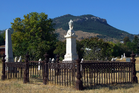 Benton Avenue Cemetery (2012) - Lewis and Clark County, Montana.png