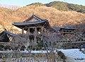 Beomjongnu, Buseoksa, Yeongju (영주 부석사 범종루) - panoramio.jpg
