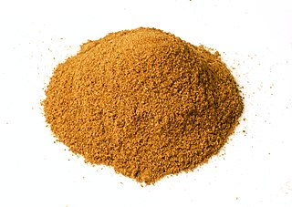 Berbere spice mixture in Ethiopia and Eritrea