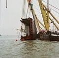 Berging kruiplijn Coaster Susanne in de Westerschelde door de firma Smit tak ID52527.jpg