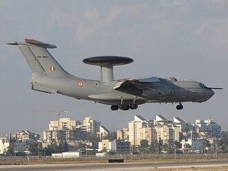 Beriev A-50 - Indian Air Force Beriev A-50EI Mainstay
