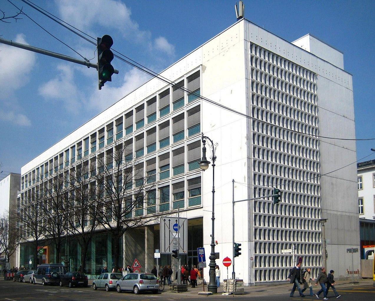 In Den Ministergärten Berlin