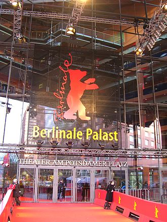 60th Berlin International Film Festival - The Berlinale Palast