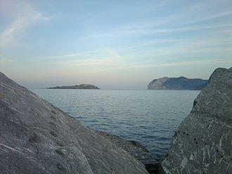 Bermeo - Izaro Island and Cape Ogoño