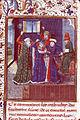 Besançon-BM-ms. 0850, f186 Romuléon-Assassinat de César.jpg