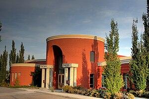 Beth Israel Synagogue (Edmonton) - Image: Beth Israel Edmonton Alberta Canada 11B