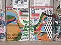 """Bethlehem wall graffiti """"Chilenos de origen palestino"""".jpeg"""
