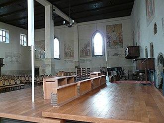 Bethlehem Chapel - Bethlehem Chapel (interior) in Prague