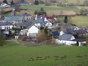 Edeirnion - Image: Bettws Gwerfil Goch geograph.org.uk 125508