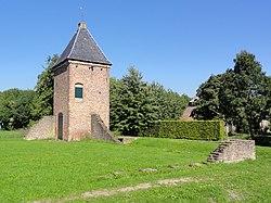 Beuningen Rijksmonument 9538 Torentje restant kasteel de Blankenburgh.JPG