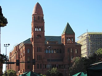 Bexar County, Texas - Image: Bexar county courthouse