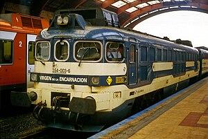 RENFE Class 354