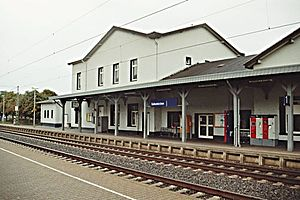 Geilenkirchen station - Image: Bhf geilenkirchen