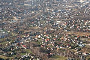 Mikuszowice - Aerial view