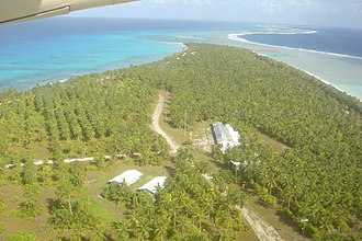 Bikini Atoll - Image: Bikini Atoll Nuclear Test Site 115013