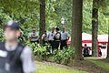 Bilderberg protest 2012 at Marriot Westfields Chantilly VA. (7332520960).jpg