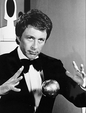 Bill Bixby - Bixby as The Magician, 1973