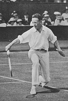Bill Johnston playing a backhand stroke.jpg