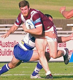 Billy Bainbridge Australian rugby league footballer