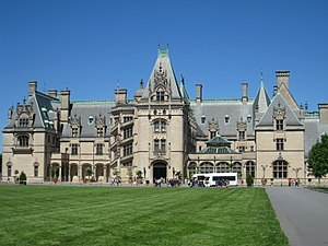 Châteauesque - Biltmore Estate, Asheville, North Carolina, USA