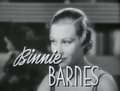 Binnie Barnes in The First Hundred Years 04.png