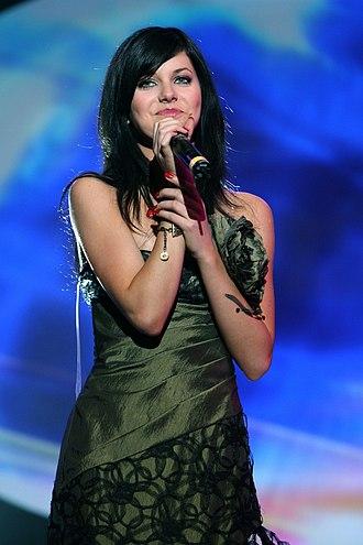 Eesti otsib superstaari (season 1) - Image: Birgit Õigemeel, 2007