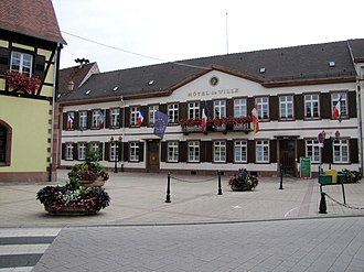 Bischwiller - Image: Bischwiller 03