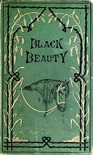 <i>Black Beauty</i> 1877 novel by Anna Sewell