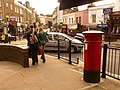 Blackheath, postbox № SE3 6, Tranquil Vale - geograph.org.uk - 1498089.jpg