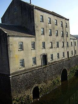 Blackpool Mill - geograph.org.uk - 1012489