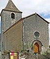 Blanquefort-sur-Briolance - Église de La Sauvetat-de-Blanquefort -1.JPG