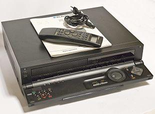 Videoregistratore prosumer VHS di fine anni '80
