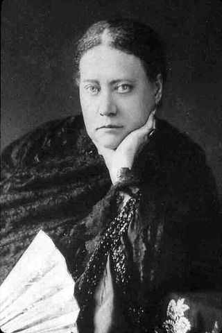 Е. П. Блаватская. 1876—1878
