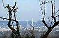 Blick Richtung Sindelfingen mit den Schornsteinen des Heizkraftwerks von Mercedes-Benz - panoramio.jpg