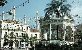 Centre ville de Blida