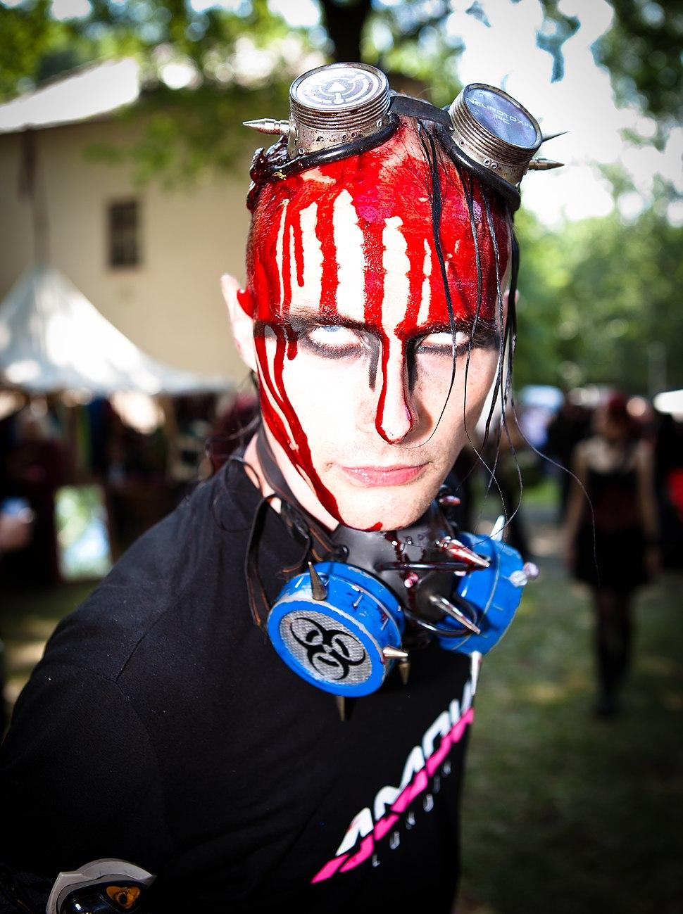 Blood Zombie ^ Cans - Flickr - SoulStealer.co.uk