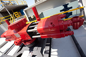 Blowout preventer - Blowout preventer